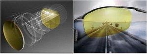 Kontrastní žlutá pro horší světelné podmínky
